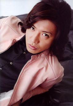 Takuya Kimura.