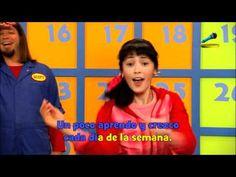 Disney Junior España | Canta con DJ: Cada día de la semana - YouTube