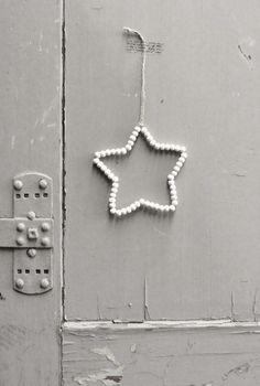 ✰ #Star #Etoile #Estrella #Christmas #Noel #Navidad #Natal #Nadal #Natale  #DIY @helenasdigest
