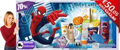 Τάσεις Υγεία Ομορφιά:Best Deal: Marvel Spider-Man Wellnesskids Set-Για την υγεία και φροντίδα των παιδιών μας