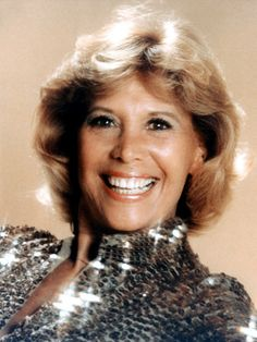 Dinah Shore... singer, actress, tv hostess