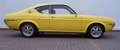 Mazda RX4 Yellow