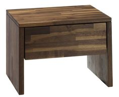 Nachttisch CARA Furniture, Home Decor, Faces, Clean Design, Night Stand, Solid Wood, Arredamento, Types Of Wood, Nightstand