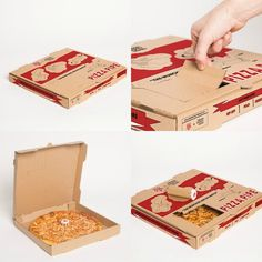 Go Ahead And Smoke Weed With This Pizza Box, I Am Totally Not A Cop