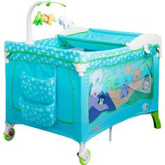 I would ♥ to have this for my grandson......Fisher Price Precious Planet Play yard
