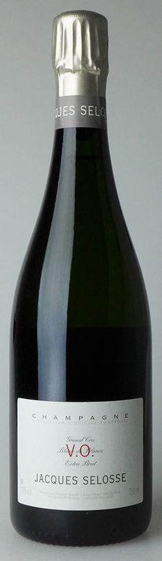 Selosse Version Originale Extra Brut Blanc de Blancs Grand Cru