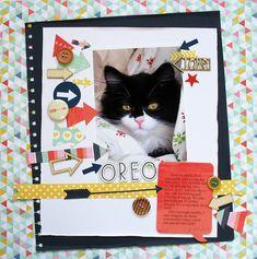 Oreo - Scrapbook.com