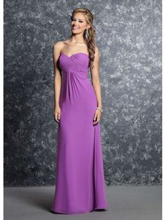 DaVinci Bridesmaids - Bridesmaid Dress Style No.60232