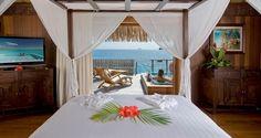 Hilton Bora Bora Nui Resort and Spa, French Polynesia - Royal Overwater Villa, Bedroom Maldives, Bora Bora Hotels, Honeymoon Registry, Honeymoon Ideas, Luxury Rooms, Glass Floor, French Polynesia, Hotels And Resorts, Luxury Hotels