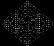dost and dotted rangoli designs patterns and photos