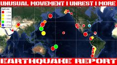 Earthquake Report | August 21, 2016 | 1,615 Quakes | 37 Magnitude 5.0's ...