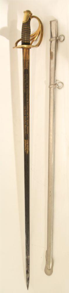 Kurassier Officers Sword.