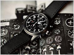 IWC Ceramic Chronograph