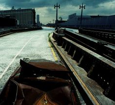 Road to WTC, 1980. Photo by Steven Siegel.