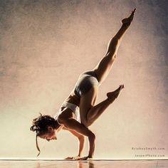 Briohny Smyth - my yoga hero! :)