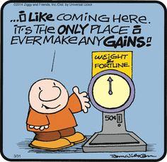Ziggy comic for Mar/31/2014