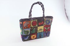 Sixties and Seventies Handbags by Ebby McSputnik on Etsy