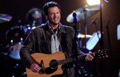 Blake Shelton To Host & Perform On 'Saturday Night Live'