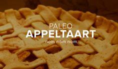 Appeltaart zonder suiker! Zoete appels op een bodem van deeg, lekker & gezond! Je kunt dus gerust (gezonde) appeltaart eten als je op dieet bent.
