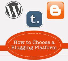 choosing a blogging platform #blogging