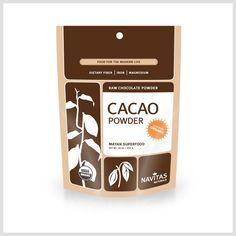 Navitas Natural Organic_Cacao_Powder #packaging