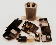 11274 Whirlpool Microwave Capacitor Pack