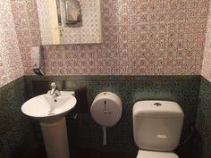 Olmo Blanco, Intervención nos baños do Modus Vivendi