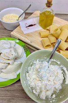 Italian Pasta Recipes Authentic, Italian Recipes, Ricotta Pasta Bake, Parmigiano Reggiano, Mozzarella, Risotto, Lovers, Yummy Food, Healthy Recipes