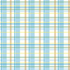 Granny Enchanted's Paper Directory: Free Blue Tan Plaid Digi Scrapbook Paper
