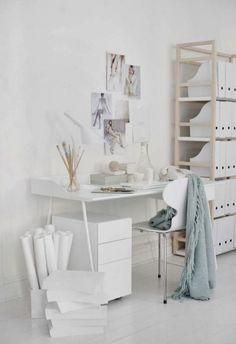 Werkplek inrichten op pinterest bureau decoraties en - Photo deco kantoor ...