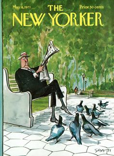 Charles Saxon | The New Yorker Covers | Page 2