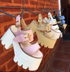 Zapatos Mejores 69 Quvjmlzpsg Imágenes Las Calzado 2018plataformas En De GUVpSMLqz