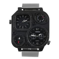 $12.21 (Buy here: https://alitems.com/g/1e8d114494ebda23ff8b16525dc3e8/?i=5&ulp=https%3A%2F%2Fwww.aliexpress.com%2Fitem%2FNew-Arrivals-100-high-quality-Stainless-steel-Band-Men-Dual-Time-Zones-Movements-Quartz-Analog-Wrist%2F32716929170.html ) New Arrivals 100% high quality Stainless steel Band Men Dual Time Zones Movements Quartz Analog Wrist Watch for just $12.21