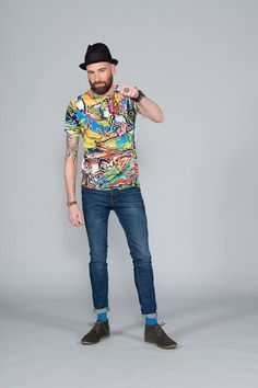 shoot I did for eks'kwizit (brand) Extraordinary People, Well Dressed Men, Beard Styles, Smart Casual, Collection, Fashion, Moda, Fashion Styles, Fashion Illustrations