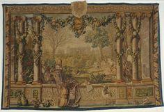 Pas de #girlsonly pour la CAOA des #Yvelines, Madame est en galante compagnie au château du #Louvre ! #battletapestry