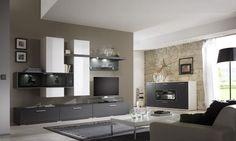 moderne wohnzimmer tapeten wohnzimmer tapeten ideen modern hause ...