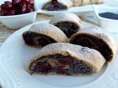 Strudel, French Toast, Muffin, Food And Drink, Pie, Healthy Recipes, Baking, Breakfast, Sweet