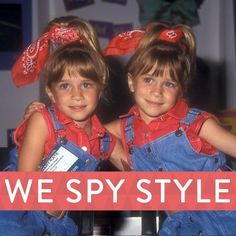 Watch Mary-Kate and Ashley Olsen's Fashion Evolution