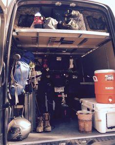 Interior Conversion Kit for Sprinter Vans - Mercedes Sprinter Van Van Conversion Kits, Sprinter Van Conversion, Mercedes Maybach, Mercedes Sprinter, Van Bed, Diy Camper, Camper Van, Camper Beds, Sprinter Camper