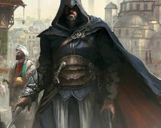 Who'll be playing be playing the new Assassins Creed Odyssey DLC? Assassin's Creed Revelations Concept Art By Martin Deschambault Assassins Creed 2, Assasins Creed Revelations, Assassins Creed Wallpaper, Assassins Creed Odyssey, Assasins Cred, Connor Kenway, All Assassin's Creed, Concept Art World, Illustrators