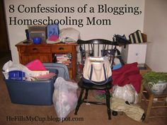 This Christian homeschooling mom has an awesome Pinterest page.