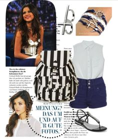 My polyvore outfit :)  ---> Shopping Day |My polyvore account is @lizziemeijer