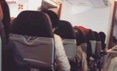 Un piloto pide a los pasajeros que «recen» antes de un aterrizaje forzoso
