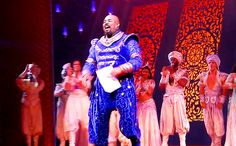 Audience of Broadway's 'Aladdin' salutes Robin Williams with a singalong