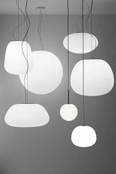 Modern Depolished Glass ball Pendant Lighting - HK Phoenix Lighting
