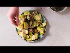 Condensed-milk potato salad | Woolworths TASTE