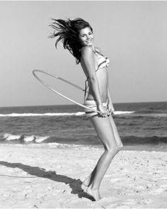 hula hoop wanna go? oh i think it wants to go!