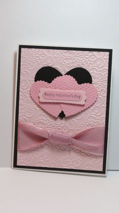 Valentine card or would be cute wedding card