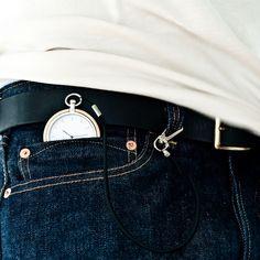 memento 2012 - Maple Wood pocket watch