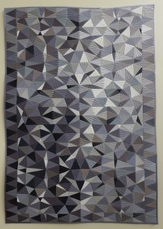 Quiltcon 2016 - 3rd Prize Ezy Triangle Challenge